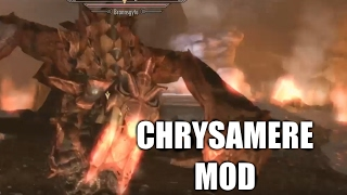 Morrowind Chrysamere Location