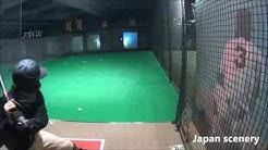 【Play Batting Cages in Japan】バッティングセンター いろんなバッセンで打撃してみた