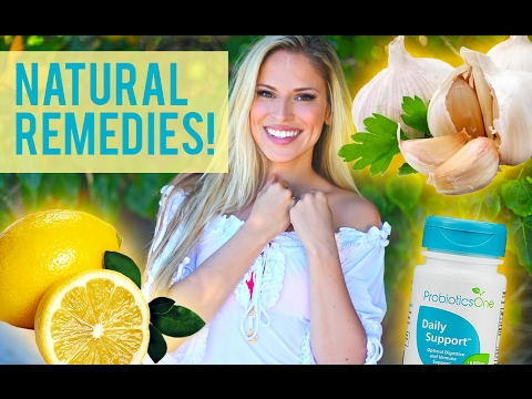 How To Cure A UTI Naturally With Probiotics And Diet
