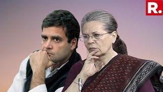 Biggest Political Controversy: Gandhis Lose Elite SPG Cover, Get Z+ Security