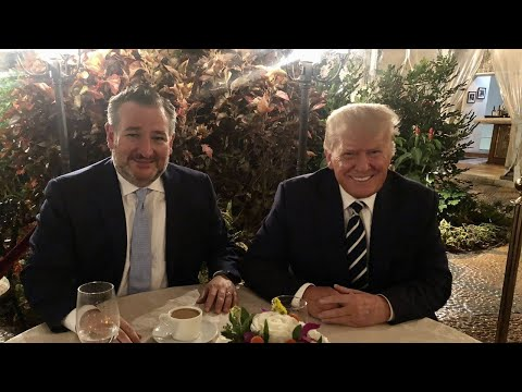 Twitter can't get over the fact Ted Cruz and Donald Trump had dinner together
