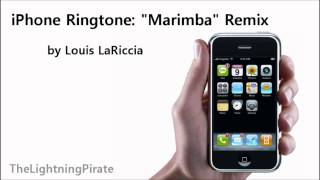 "A remix of the default iphone/ipod ringtone/alert/alarm titled ""marimba"". made entirely using program fl studio 9. download mp3 here: http://soundclo..."