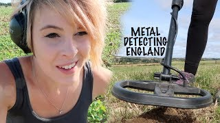 Spent JUST Two Days Metal Detecting in England | What did I find? | AT Max