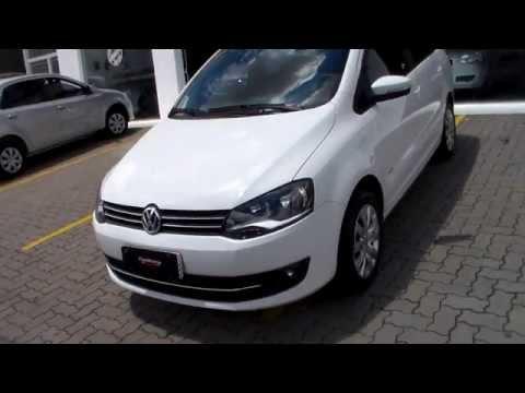 Volkswagen Spacefox GII Trend 1.6 8v (Flex)  4p - 2013