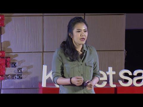 พลิกชีวิตเกษตรกรไทย ด้วยไฟในใจคุณ | พงษ์ลดา พะเนียงเวทย์ | TEDxKasetsartU