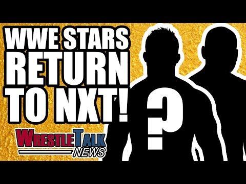 WWE Stars RETURN To NXT! HUGE New Japan Milestone! | WrestleTalk News May 2018