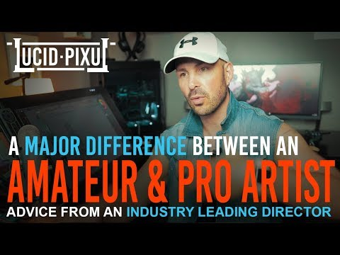 Difference Between An AMATEUR & PRO Artist (From Ubisoft Director Dan Vargas) - BTS Episode 21