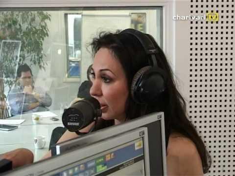 Jennifer Rush bei 95.5 Charivari Münchens Hit-Radio