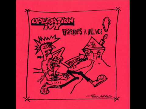 Operation Ivy - Here We Go Again #1(Live)