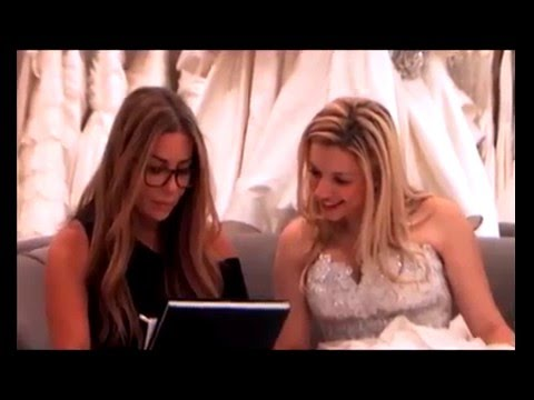 Pnina Tornai Creating A Custom Gown On Say Yes To The Dress