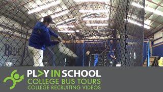 Cade Schneider   Hitting - Commonwealth Baseball Club - www.PlayInSchool.com