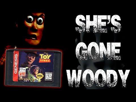 """She's Gone, Woody"" | Disney CreepyPasta"