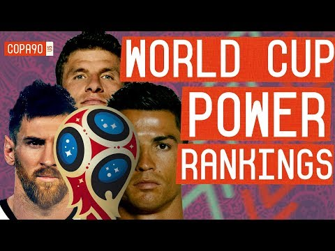 Who will win world cup 2018? | copa90 power rankings