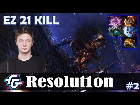 Resolution - Phantom Assassin MID | EZ 21 KILL | Dota 2 Pro MMR Gameplay #2 thumbnail