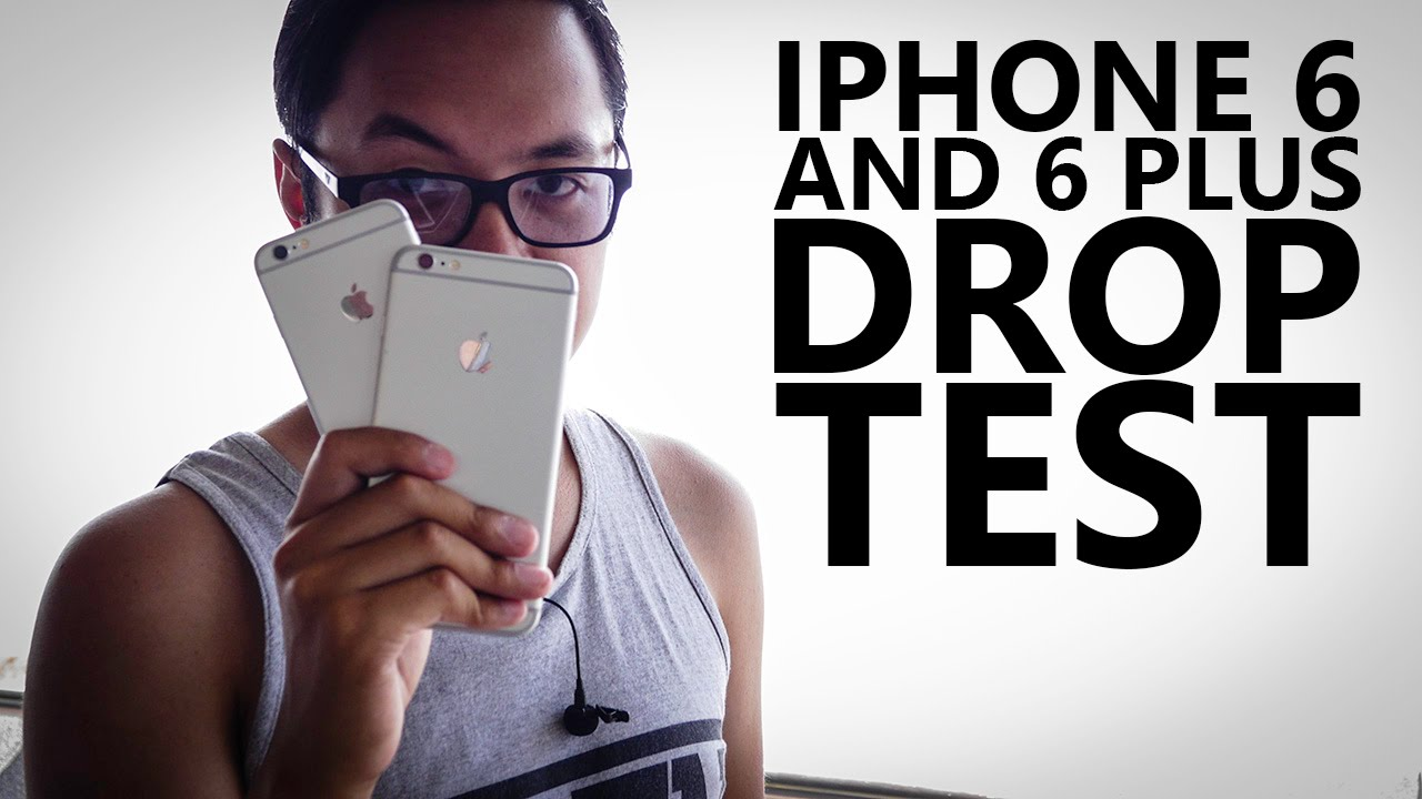 iphone drop test iphone 6 vs 6 plus drop test 11808