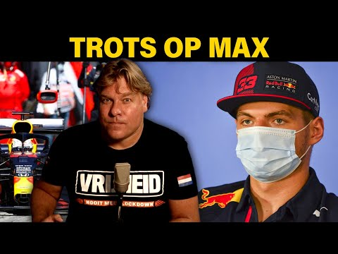 TROTS OP MAX - DE JENSEN SHOW #189