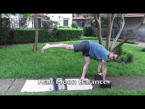 yoga moon salutation series  youtube
