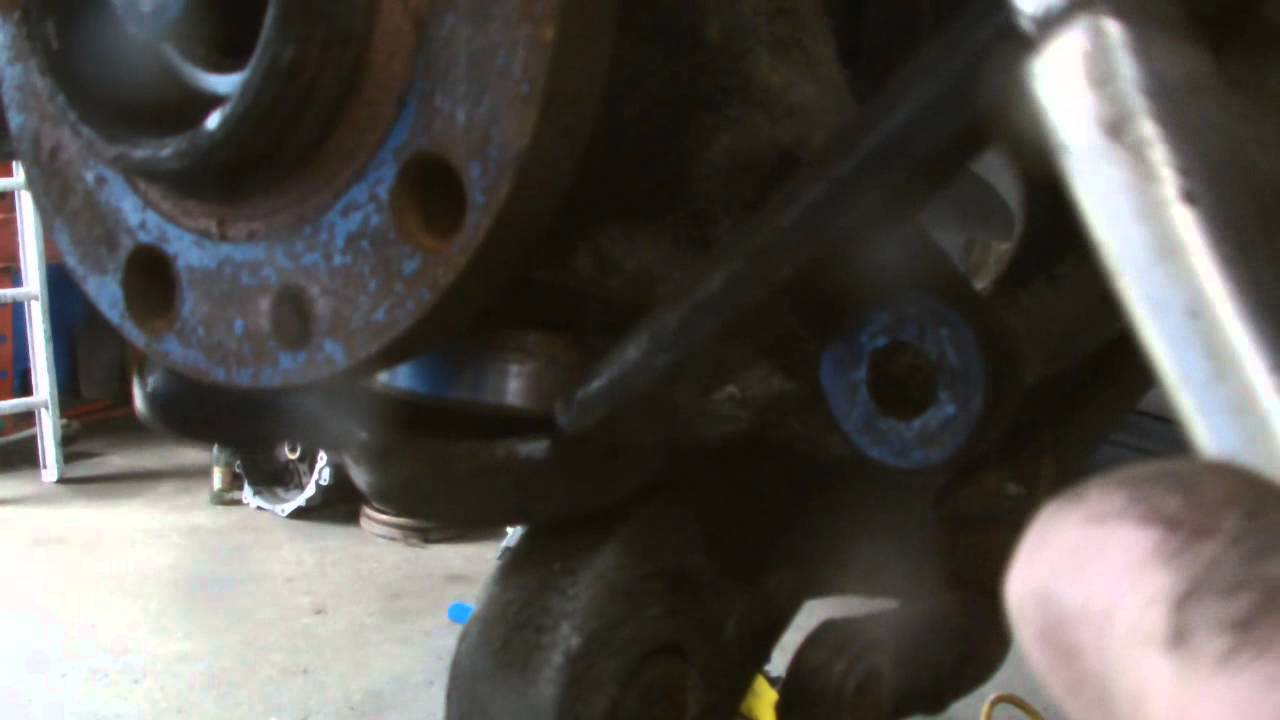 Citeron C5 Lower Ball Joint Removal Replacment