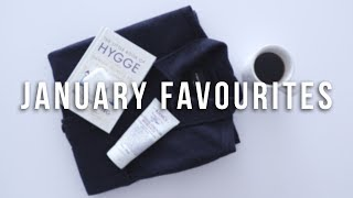 January Favorites | Men