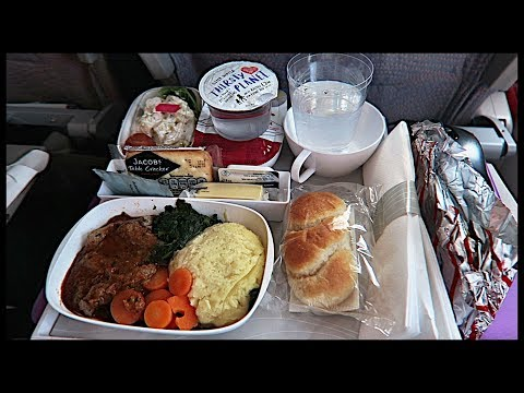 Emirates Economy Class | Flying From UK to Australia