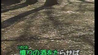 懐メロカラオケ 「とんぼ」 原曲 ♪長渕 剛.
