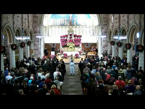 St John the Evangelist - Winthrop, MA - Christmas Eve Mass - Music License - One License