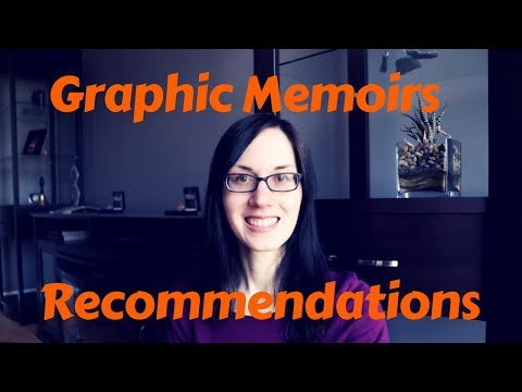 Graphic Memoirs | Recommendations