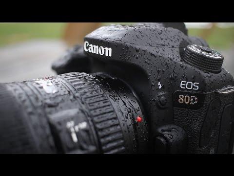 Canon 80D Review