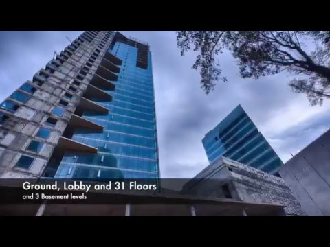 Embassy One Project by BL Kashyap