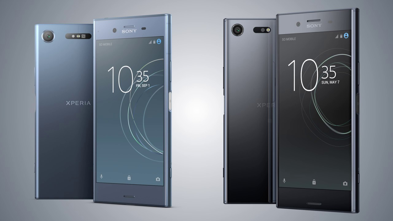 Xperia XZ1 vs XZ Premium - comparison video