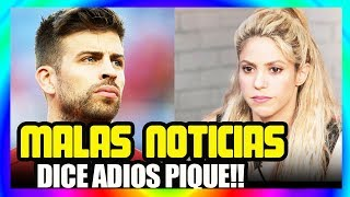 GERARD PIQUE y SHAKIRA Confirman MALA NOTICIA!! ULTIMA HORA!