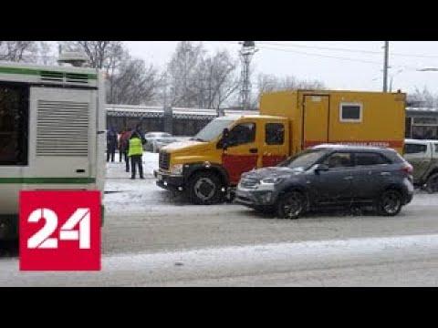 Приход весны в столицу вновь откладывается - Россия 24