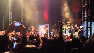 Arch Enemy Wages Of Sin Show Mexico
