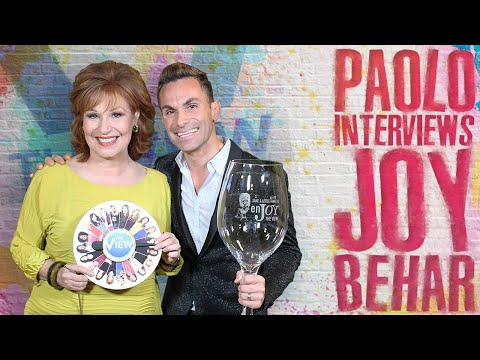 Joy Behar talks 'The View', Trump & dreaming big after 40!