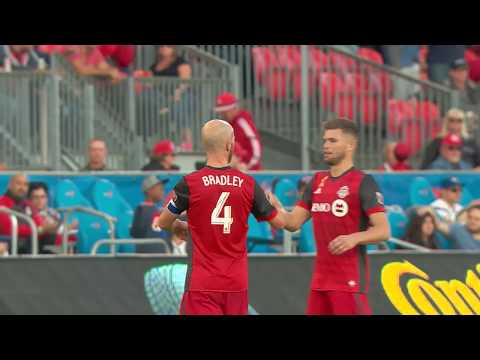 Match Highlights: San Jose Earthquakes at Toronto FC - September 9, 2017