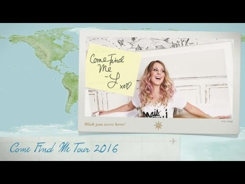 Lisa Nicole - Come Find Me Cross Canada Tour