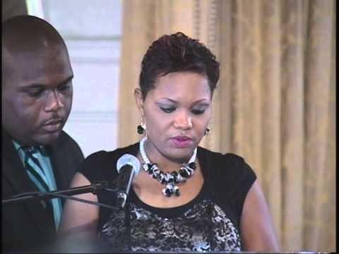 Bahamas Primary School Student of the Year - 2014 Medal Presentation Family Island - Part 1