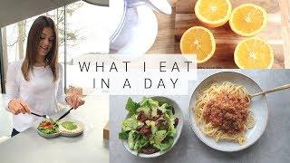 ABNEHMEN MIT 1.600 KALORIEN | WHAT I EAT IN A DAY | MIT KALORIENANGABEN | FOOD DIARY
