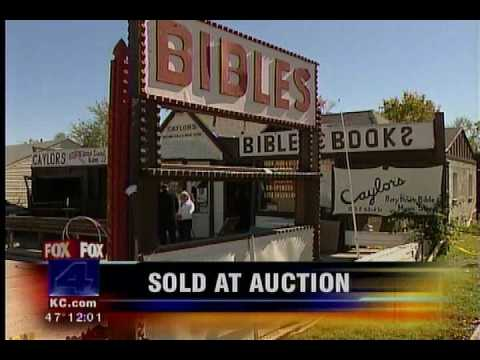 A. Smith Auction Group - Caylor's Raytown Bible & Music Store - 2