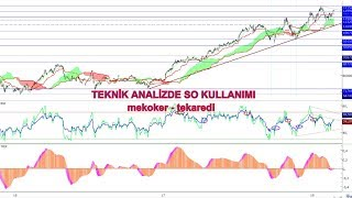 105. TEKNİK ANALİZDE SO STOCHASTIC OSCILLATOR KULLANIMI T0-3