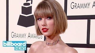 Taylor Swift Visits Target to Buy 'Reputation,' Which Is 2017's Top Selling Album | Billboard News