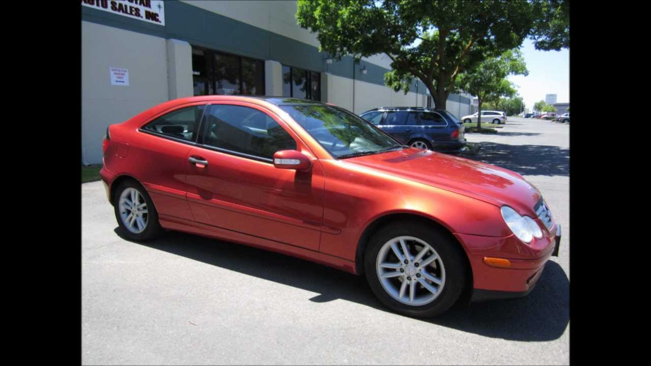 2002 mercedes benz c230 kompressor by north star auto sale for Mercedes benz 2002 c230