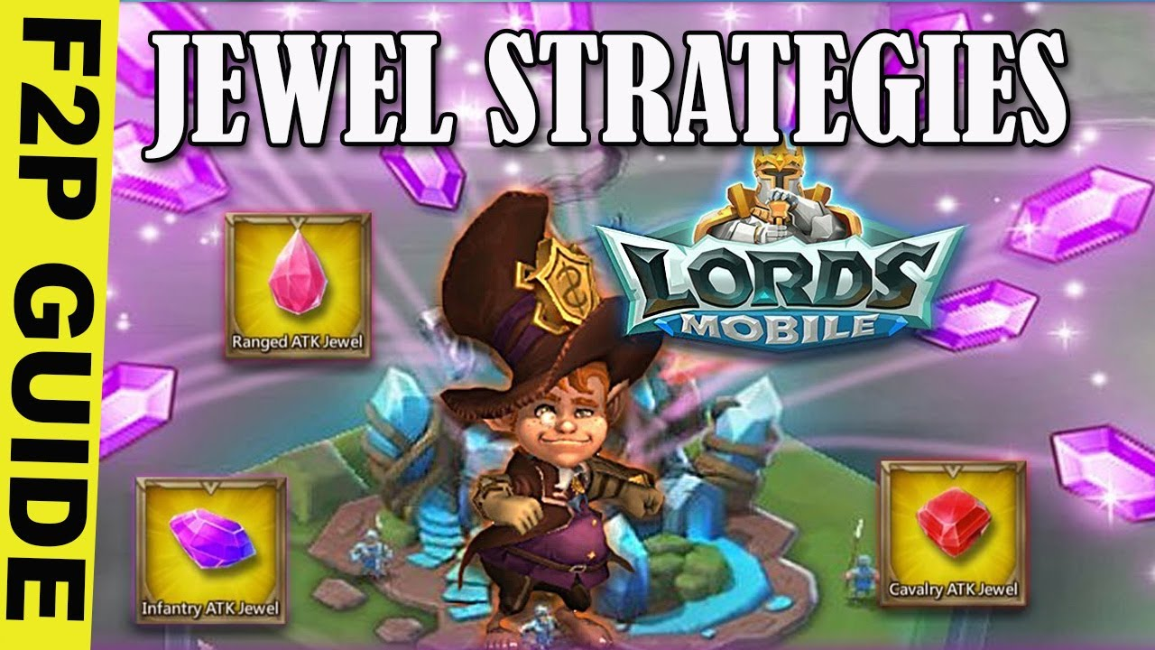 lords mobile jewels