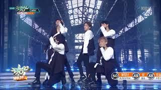 뮤직뱅크 Music Bank - Callin' - A.C.E.20171020