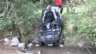 Quad-ATV-und-mehr - Offroad in Feld, Wald und Wiese am 29.09.2012