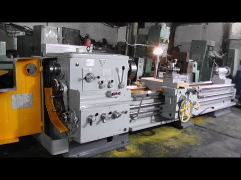 Текущий ремонт 1М63 (ДИП 300) РМЦ 3000мм подготовка к работе