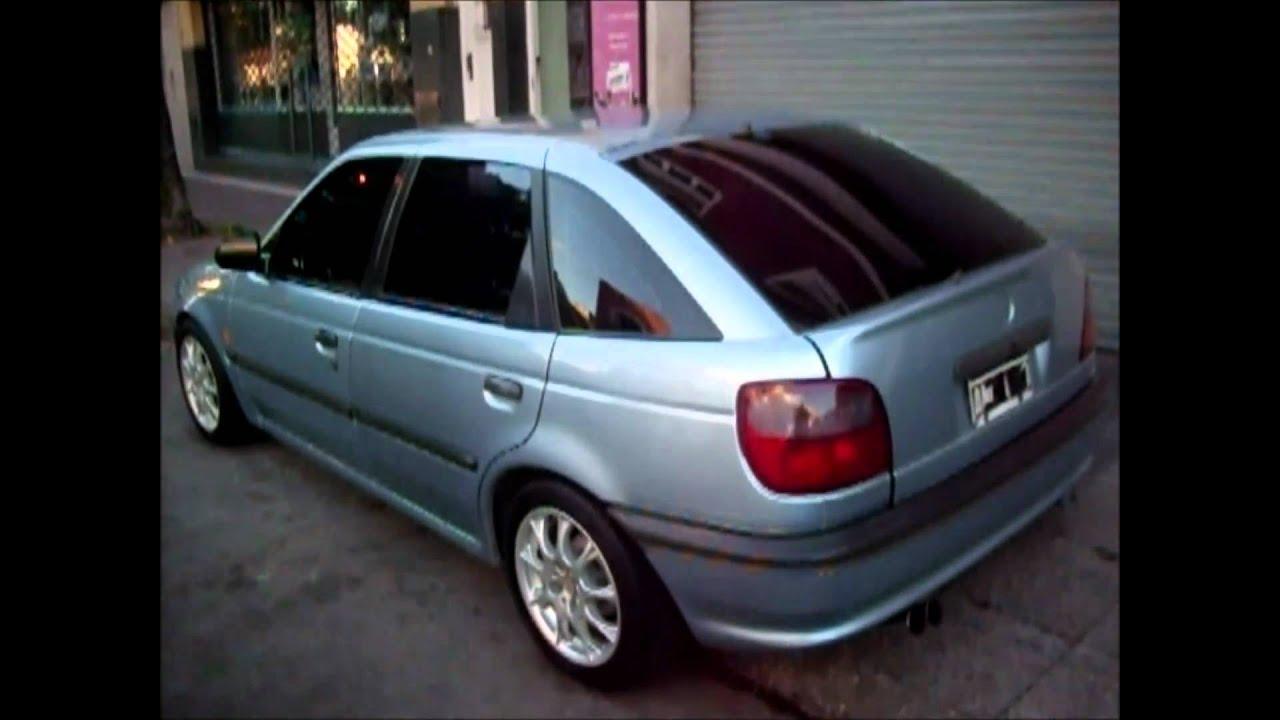 VW POINTER GLI - YouTube