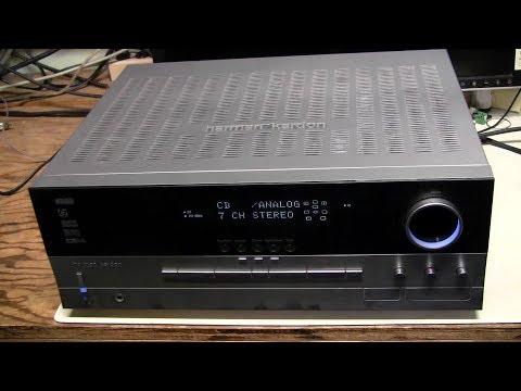 #59 - Harman Kardon AVR 235 receiver repair