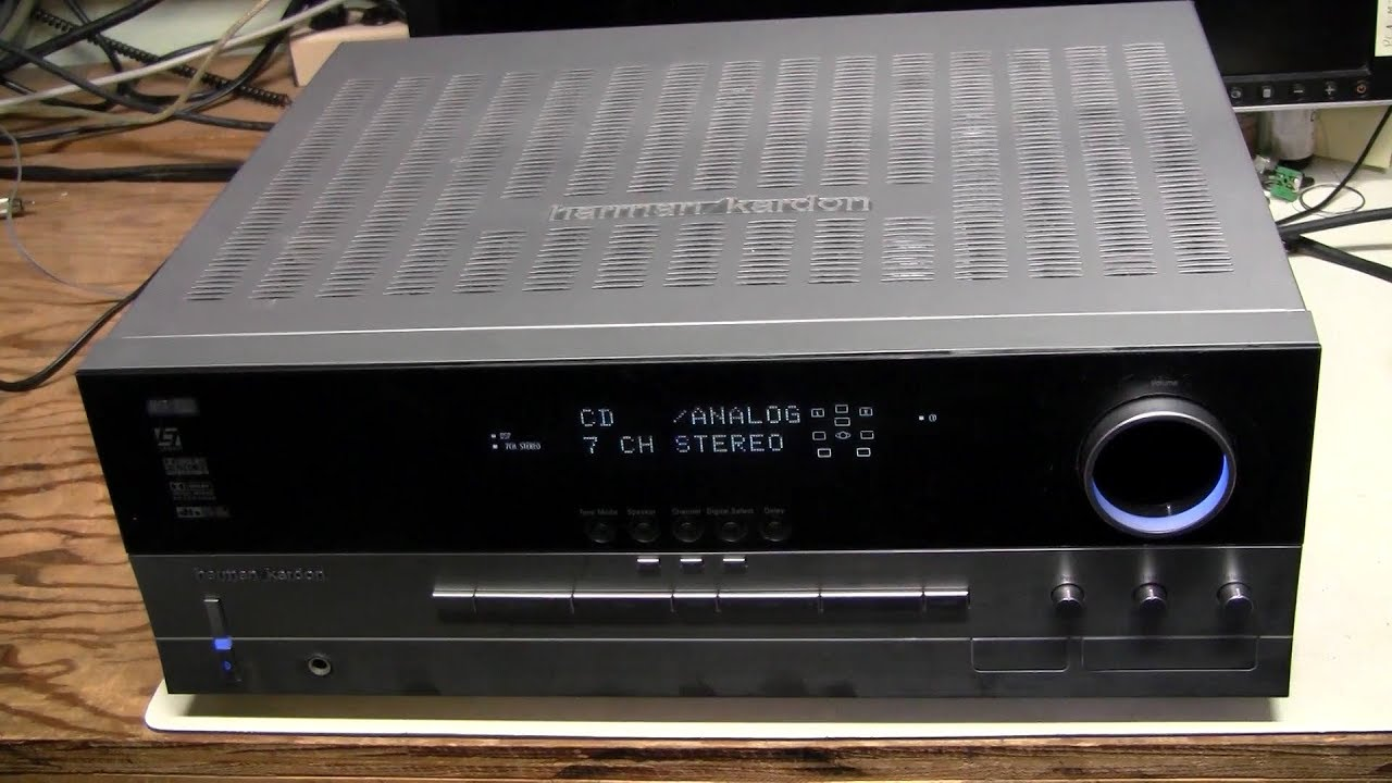 #59 - Harman Kardon AVR 235 receiver repair