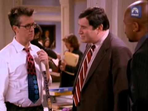 Spin City - Paul Acts Canadian
